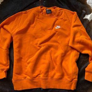 Nike Sweatshirt Orange